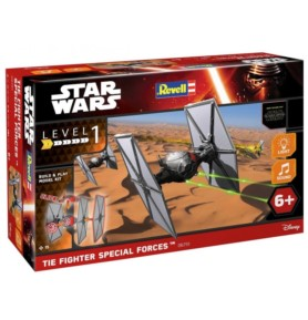REVELL 06751 Star Wars Tie Fighter B&P (zestaw dla dzieci)