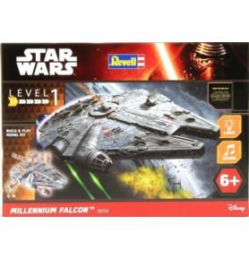 REVELL 06752 Star Wars Millenium Falcon (zestaw dla dzieci)