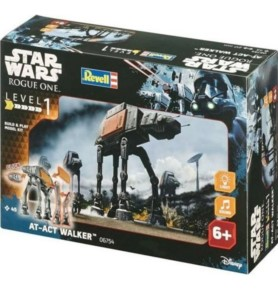 REVELL 06754 Star Wars AT-ACT B&P (zestaw dla dzieci)