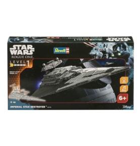 """REVELL 06756 Star Wars Imperial Star """"Build&Play"""" (zestaw dla dzieci)"""