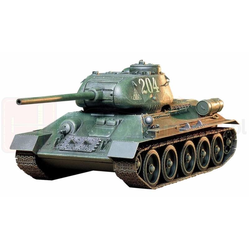 TAMIYA 35138 Czołg T-34/85