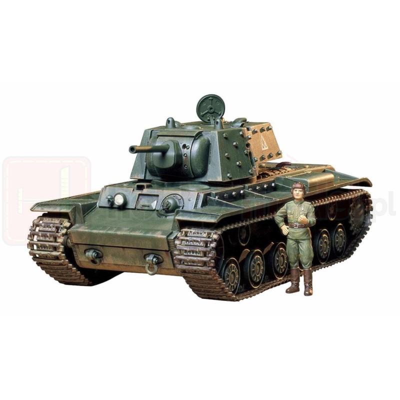 TAMIYA 35142 Czołg KV-1B