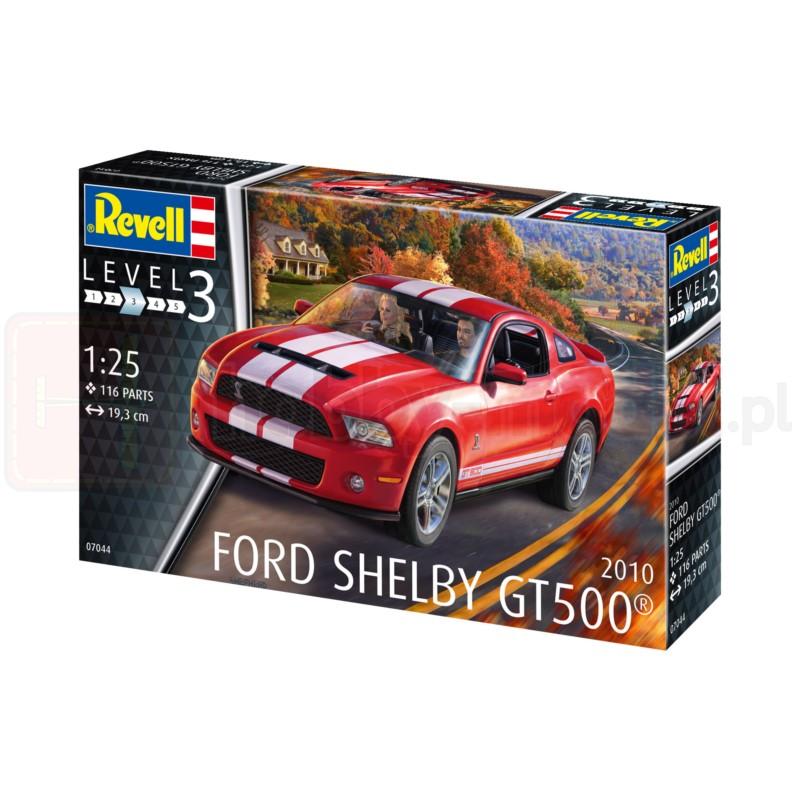 REVELL 07044 Samochód sportowy Shelby GT 2010