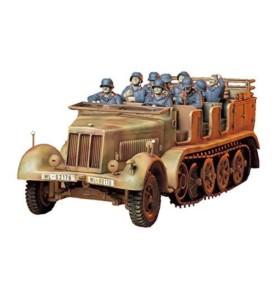 TAMIYA 35148 Ciągnik Sd.Kfz. 7 - 8t