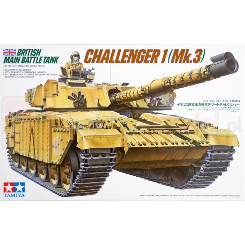 TAMIYA 35154 Czołg Challenger 1 (Mk.3)