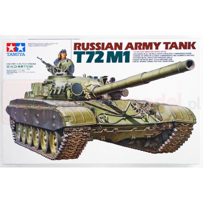 TAMIYA 35160 Czołg T-72M1