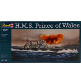 REVELL 05135 Pancernik H.M.S. Prince Of Wales