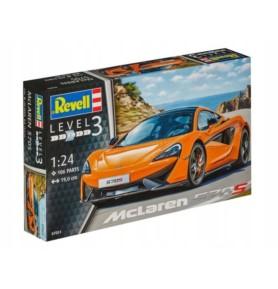 REVELL 07051 Samochód sportowy McLaren 570S