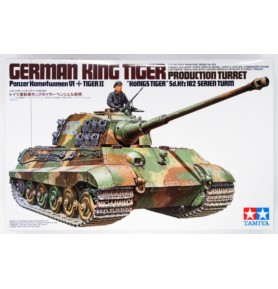 TAMIYA 35164 Czołg King Tiger