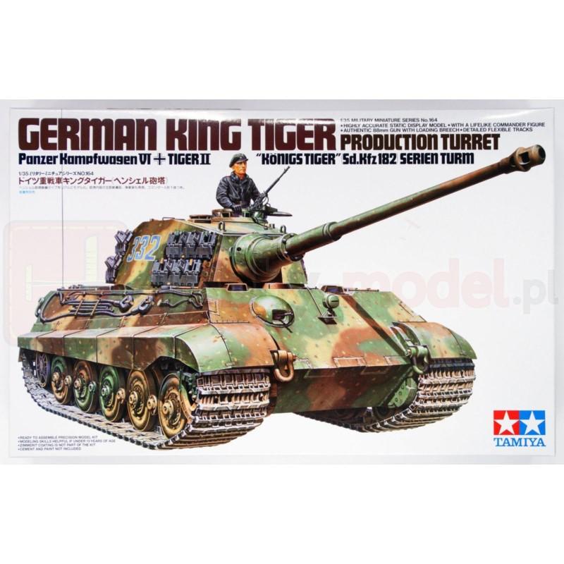 TAMIYA 35164 Czołg King Tiger