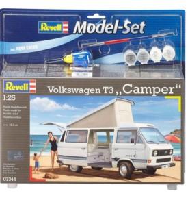 "REVELL 67344 Samochód osobowy Volkswagen T3 ""Camper"" (zestaw)"