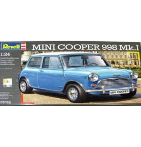 REVELL 07092 Samochód osobowy Mini Cooper 998 Mk.1