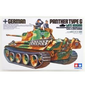 TAMIYA 35176 Czołg Panther Typ G Wersja późna