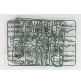 TAMIYA 35184 Figurki Niemiecka załoga z pistoletami