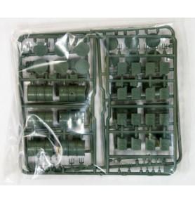 TAMIYA 35186 Akcesoria Niemiecki zestaw paliwa