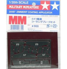 TAMIYA 35187 Akcesoria Aplikator powłokowy Zimmerit