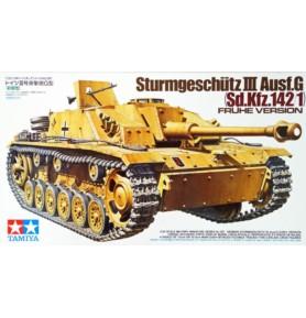 TAMIYA 35197 Działo Sturmgeschutz III Ausf. G