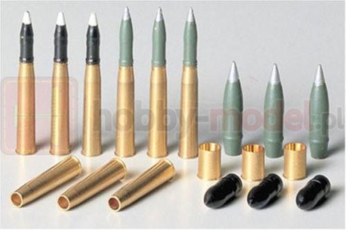 TAMIYA 35198 Akcesoria StuG III Mosiężne pociski