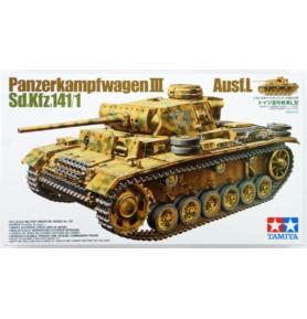 TAMIYA 35215 Czołg Panzerkampfwagen III Ausf. L