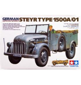 TAMIYA 35225 Pojazd Steyr Type 1500A/01