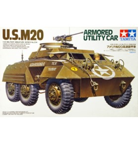 TAMIYA 35234 Pojazd M20 Armored Utility Car