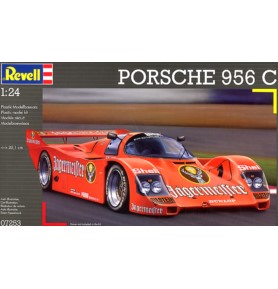 REVELL 07253 Samochód wyścigowy Porsche 956C