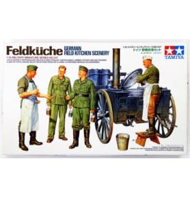 TAMIYA 35247 Akcesoria Niemiecka kuchnia polowa