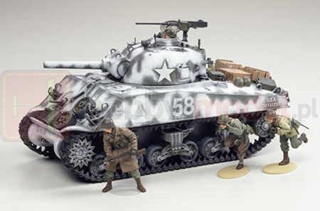 TAMIYA 35251 Czołg M4A3 Sherman 105 mm