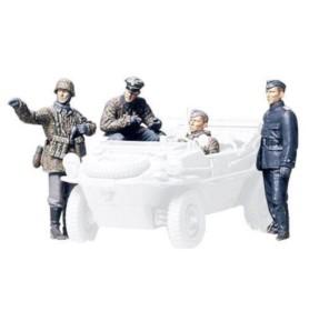 TAMIYA 35253 Figurki Niemiecki zespół rozpoznawczy