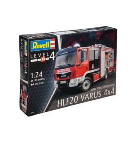 REVELL 07452 Wóz strażacki MAN TGM HLF20 VARUS 4x4