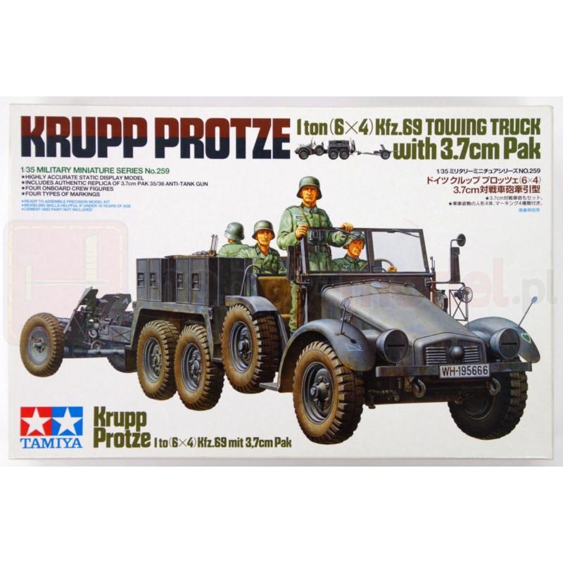 TAMIYA 35259 Ciągnik Krupp Protze Kfz.69