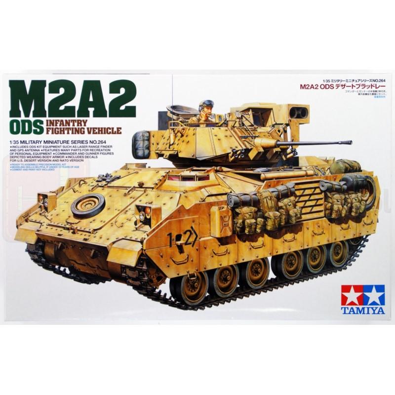 TAMIYA 35264 Wóz M2A2 ODS IFV