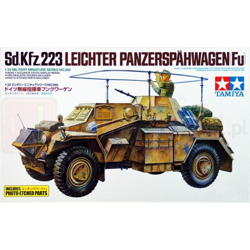 TAMIYA 35268 Pojazd Sd.Kfz.223