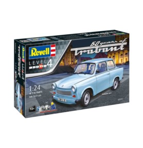 "REVELL 07777 Trabant 601S ""60 Yahre'"