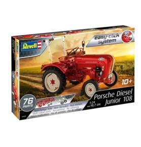REVELL 07820 Ciągnik rolniczy Porsche Junior 108 (zestaw dla dzieci)