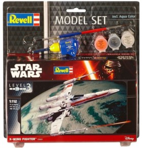 REVELL 63601 Star Wars X Wing Fighter (zestaw)