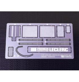 TAMIYA 35280 Akcesoria Leclerc Elementy fototrawione