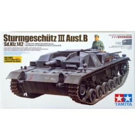 TAMIYA 35281 Działo Sturmgeschutz III Ausf. B