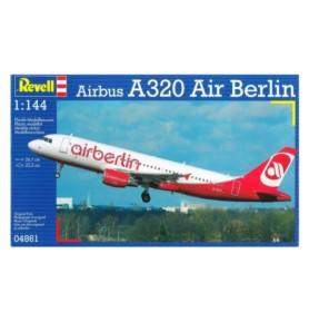 REVELL 04861 Samolot pasażerski Airbus A320