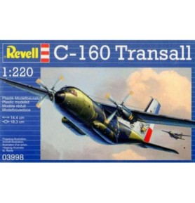 REVELL 03998 Samolot transportowy C-160 TRANSALL