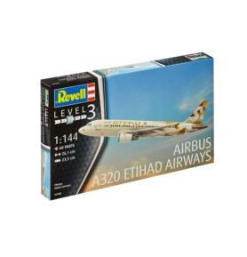 REVELL 03968 Samolot pasażerski Airbus A320 Etihad