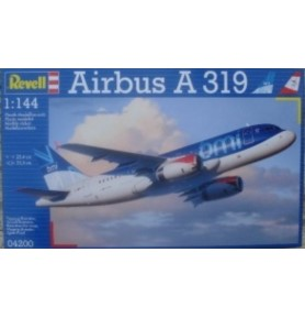 REVELL 04200 Samolot pasażerski Airbus A319