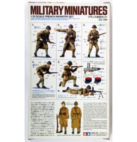 TAMIYA 35288 Figurki Zestaw francuskiej piechoty