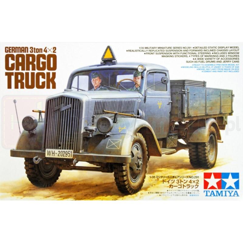 TAMIYA 35291 Niemiecka ciężarówka 3 Ton 4x2