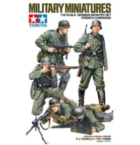 TAMIYA 35293 Figurki Zestaw niemieckiej piechoty