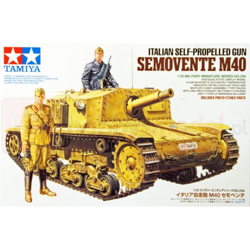 TAMIYA 35294 Działo Semovente M40