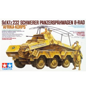TAMIYA 35297 Pojazd Sd.Kfz.232