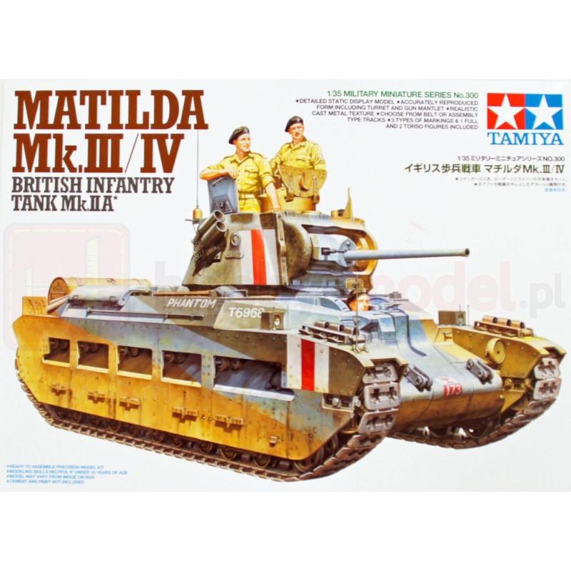 TAMIYA 35300 Czołg Matilda Mk.III/IV