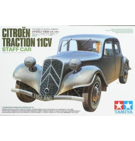TAMIYA 35301 Samochód Citroen Traction 11CV Staff Car