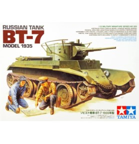 TAMIYA 35309 Czołg BT-7 Model 1935